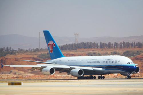 南航空客a380