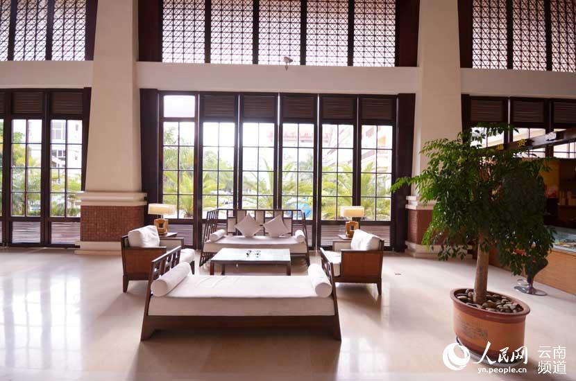 云县三江半岛大酒店:东南亚风情与现代完美结合让你流连忘返