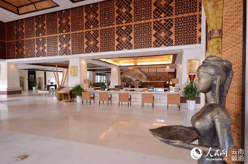 云县三江半岛大酒店:东南亚风情与现代完美结合让你