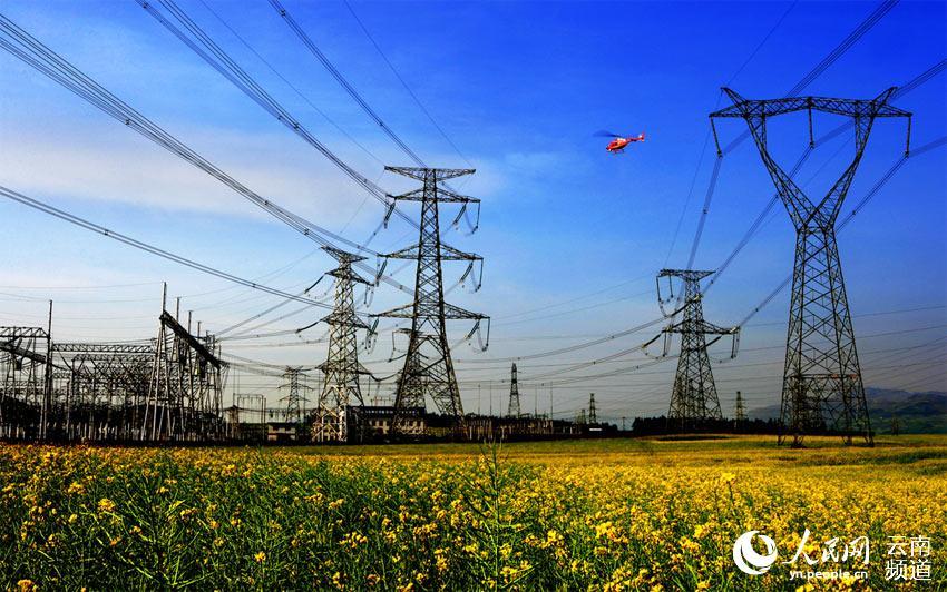 云南电网装机突破8000万千瓦 清洁能源装机占比达84%