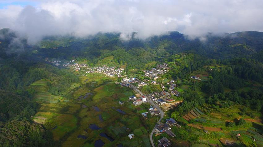 勐巴拉西风景背景