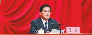 陈豪:培养担当民族复兴大任的时代新人        4月8日,全省高校党建暨思想政治工作推进会在昆明召开。