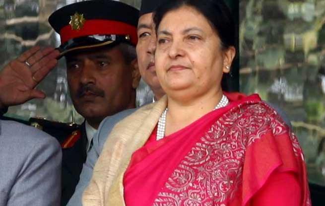尼泊尔总统班达里获得连任