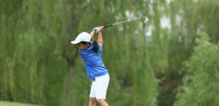 刘国梁8岁女儿GGGA高尔夫巡回赛夺冠