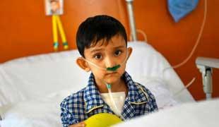 今年首批来华25名阿富汗先心病患儿完成免费治疗