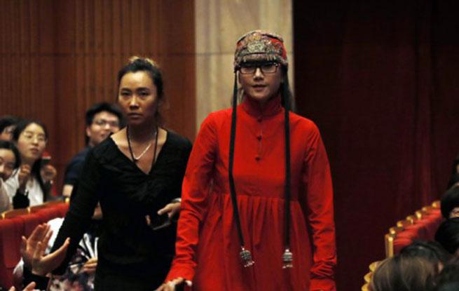 杨丽萍携《平潭映象》亮相杭州