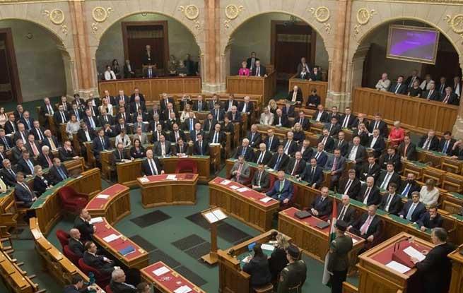 欧尔班第四次当选匈牙利总理