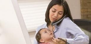 报告称职场妈妈普遍遭遇晋升瓶颈        职场妈妈认为他们面临的主要困境有工作生活难平衡,转型难、晋升难等。