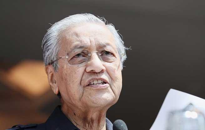马哈蒂尔:92岁政坛老将东山再起