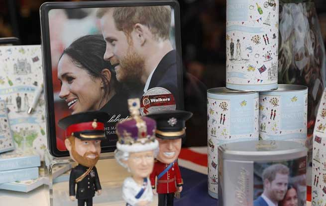 英国王室婚礼在即