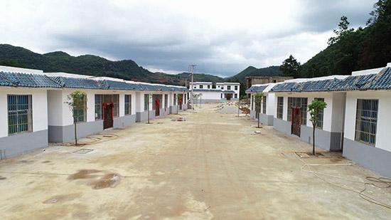 云南罗平:1186户易地扶贫搬迁户入住率100%