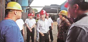 姚国华:全面整改中央环保督察回头看交办问题
