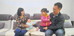 """二孩潮:对家庭理念提挑战        出现较严重""""同胞竞争障碍""""的孩子,更重要的原因是家庭教育出了问题。"""