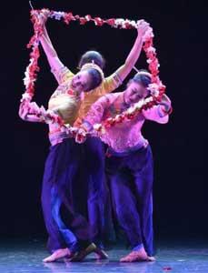 第二届海峡两岸大学生舞蹈大赛决赛