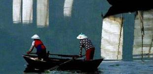 滇池渔家变奏曲