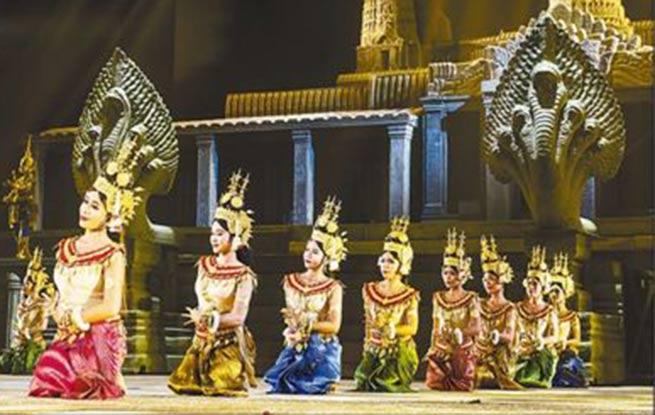 打造柬埔寨暹粒旅游业新名片