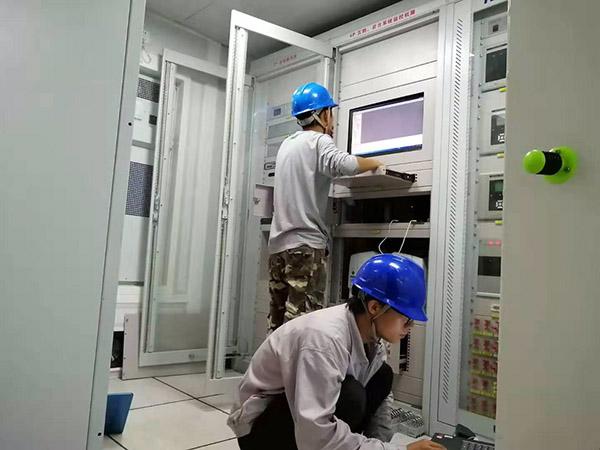 """南方��W�南德宏供�局城子��站""""�f貌""""�Q""""新�"""""""