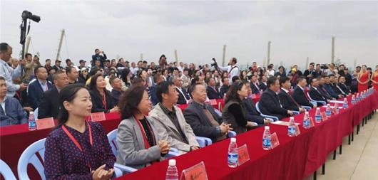 云南省首部苹果产业扶贫电视剧《万物生》开机【3】