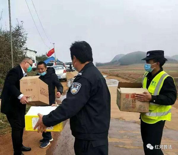 云南红河律师打造掌上普法阵地助