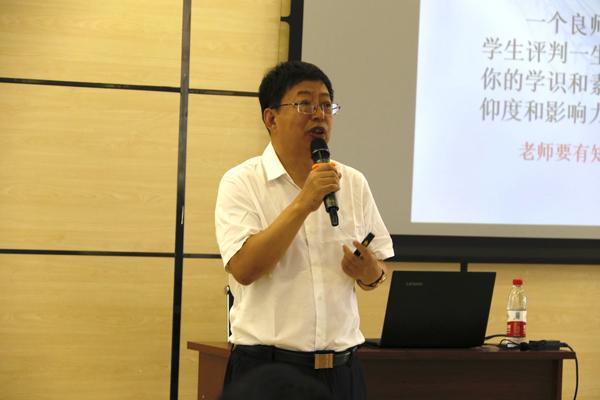 衡水中學名師團隊深入雲南學校指導交流