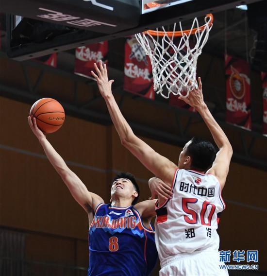 (体育)(3)篮球――CBA第一阶段:新疆伊力特胜时代中国广州