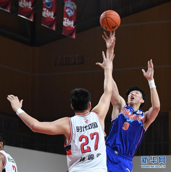 (体育)(5)篮球――CBA第一阶段:新疆伊力特胜时代中国广州