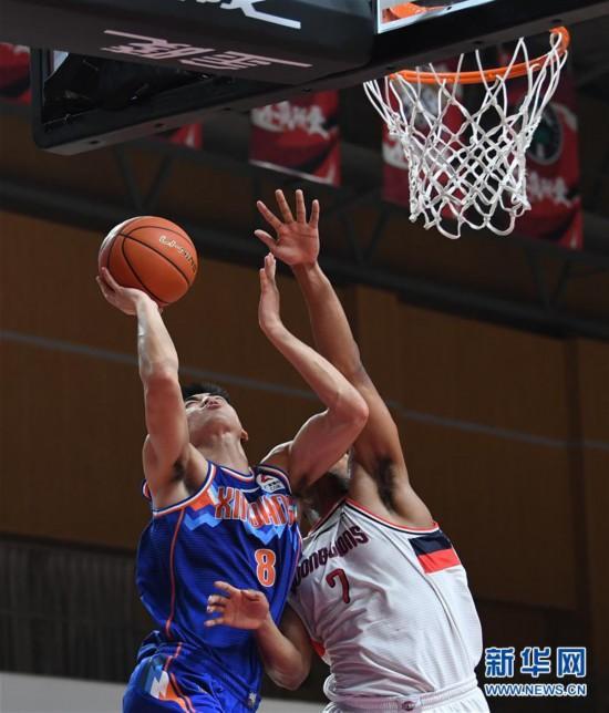(体育)(4)篮球――CBA第一阶段:新疆伊力特败时代中国广州