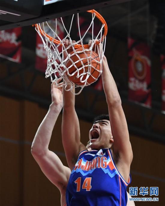 (体育)(7)篮球――CBA第一阶段:新疆伊力特胜时代中国广州